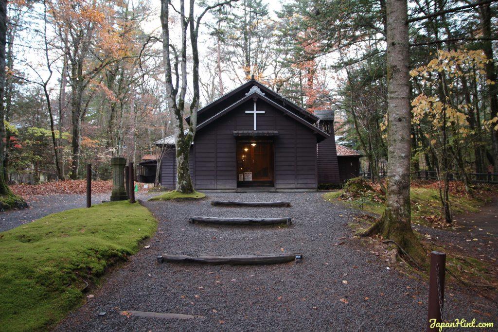 Karuizawa Shaw Memorial Church