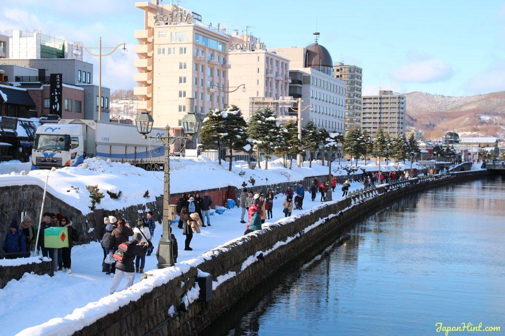北海道賞雪